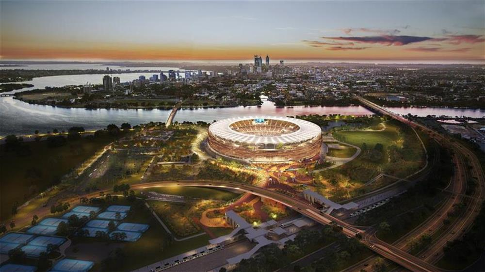 perth-stadium- burswood - sports-precinct